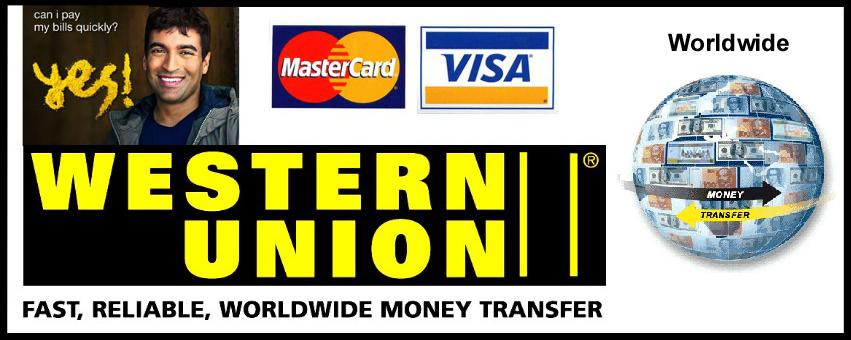 Pay for Grow Tall Worldwide Western Union